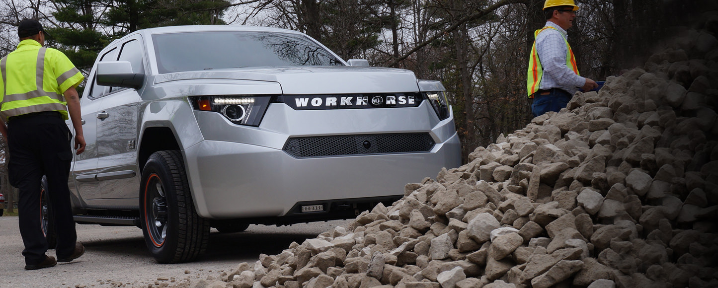 Workhorse W-15: Electric Truck Concept
